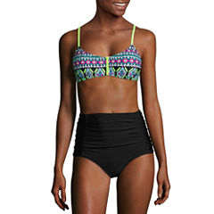 Arizona Bralette Swimsuit Top or High Waist Hipster-Juniors