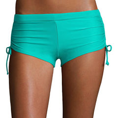 Arizona Solid Swim Shorts Juniors