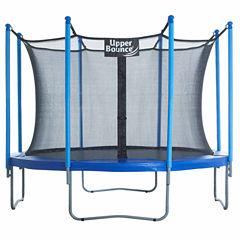 Upper Bounce 10ft Trampoline & Enclosure Set
