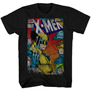 Marvel X-Men Uncovering Graphic T-Shirt