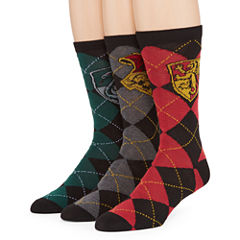 Warner Bros. Harry Potter® 3-pk. Crew Socks