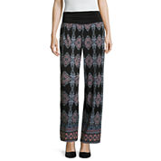 Alyx Solid Palazzo Pants