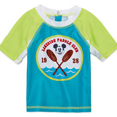 Disney Baby Collection Rash Guard - Baby Boys newborn-24m