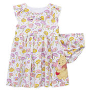 Disney Baby Collection Winnie the Pooh Dress - Baby Girls newborn-24m