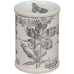 Creative Bath™ Sketchbook Botanical Toile Tumbler