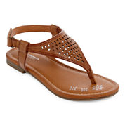 Arizona Acacia Girls Flat Sandals