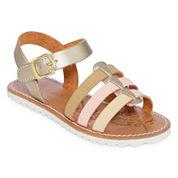 Okie Dokie Azalea Girls Flat Sandals