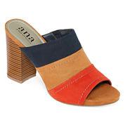 a.n.a Roanoke Womens Heeled Sandals