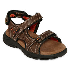 Okie Dokie Lil Darcy Boys Strap Sandals - Toddler