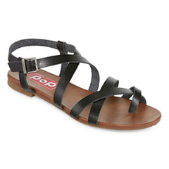 Pop Sarris Womens Strap Sandals