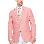 Stafford® Linen Cotton Jacket - Classic Fit