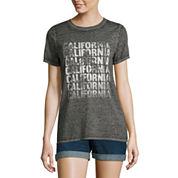 Arizona California Graphic T-Shirt- Juniors