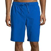 St. John's Bay® Solid Swim Trunks