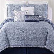 Liz Claiborne® Arabesque 4-pc. Comforter Set