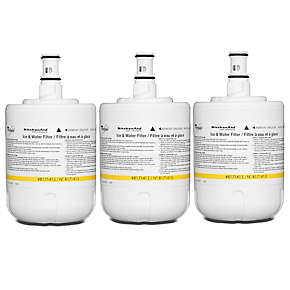 Refrigerator Water Filter- Interior Turn (3 Pack)