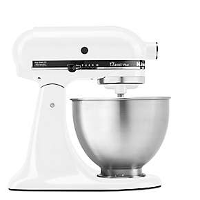 Classic Plus® Series 4.5-Quart Tilt-Head Stand Mixer