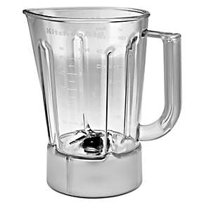 KitchenAid® 48 Oz Polycarbonate Pitcher for Blender (Fits model KSB465)