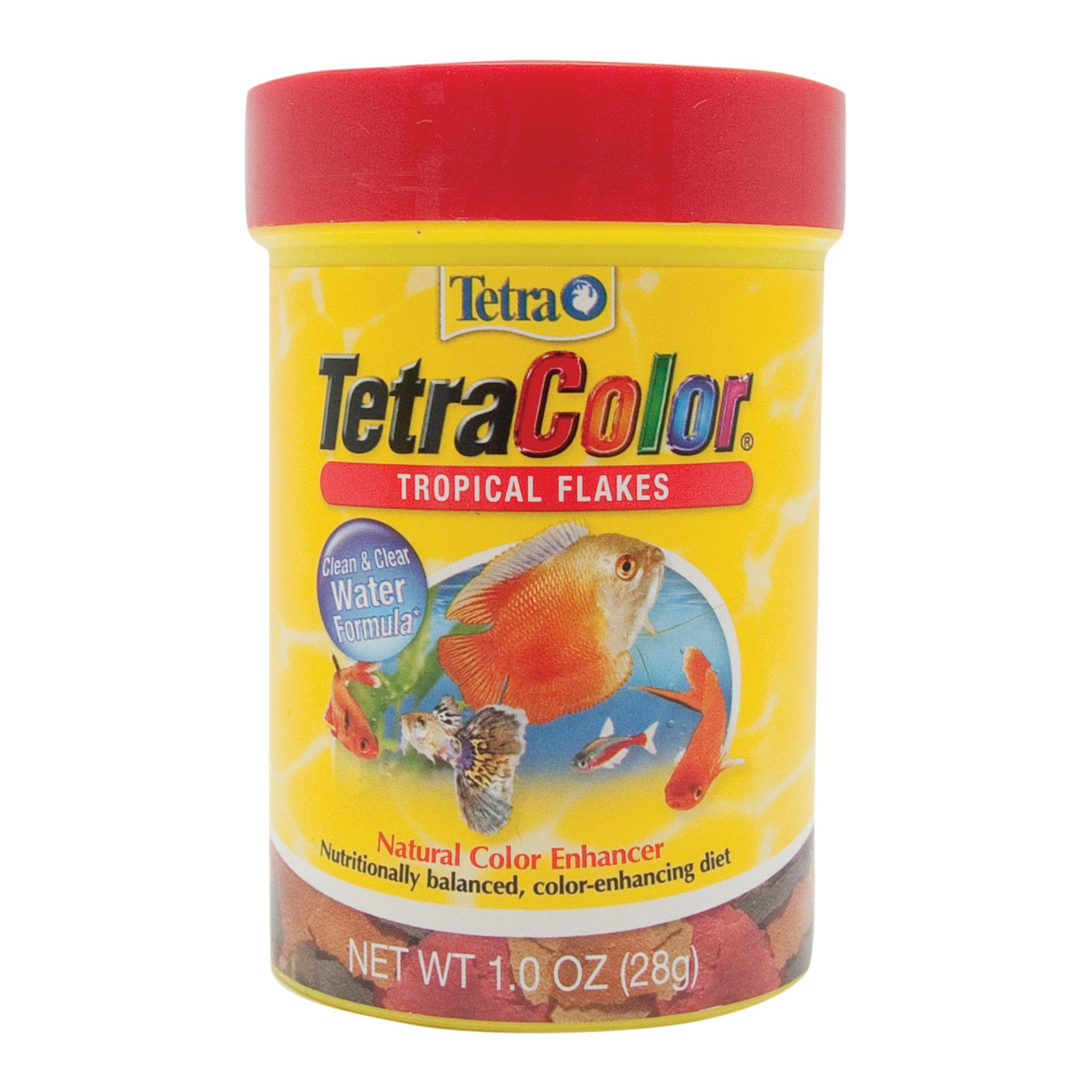 046798771609 upc tetra tetra color tropical flakes 1 oz for Food barcode