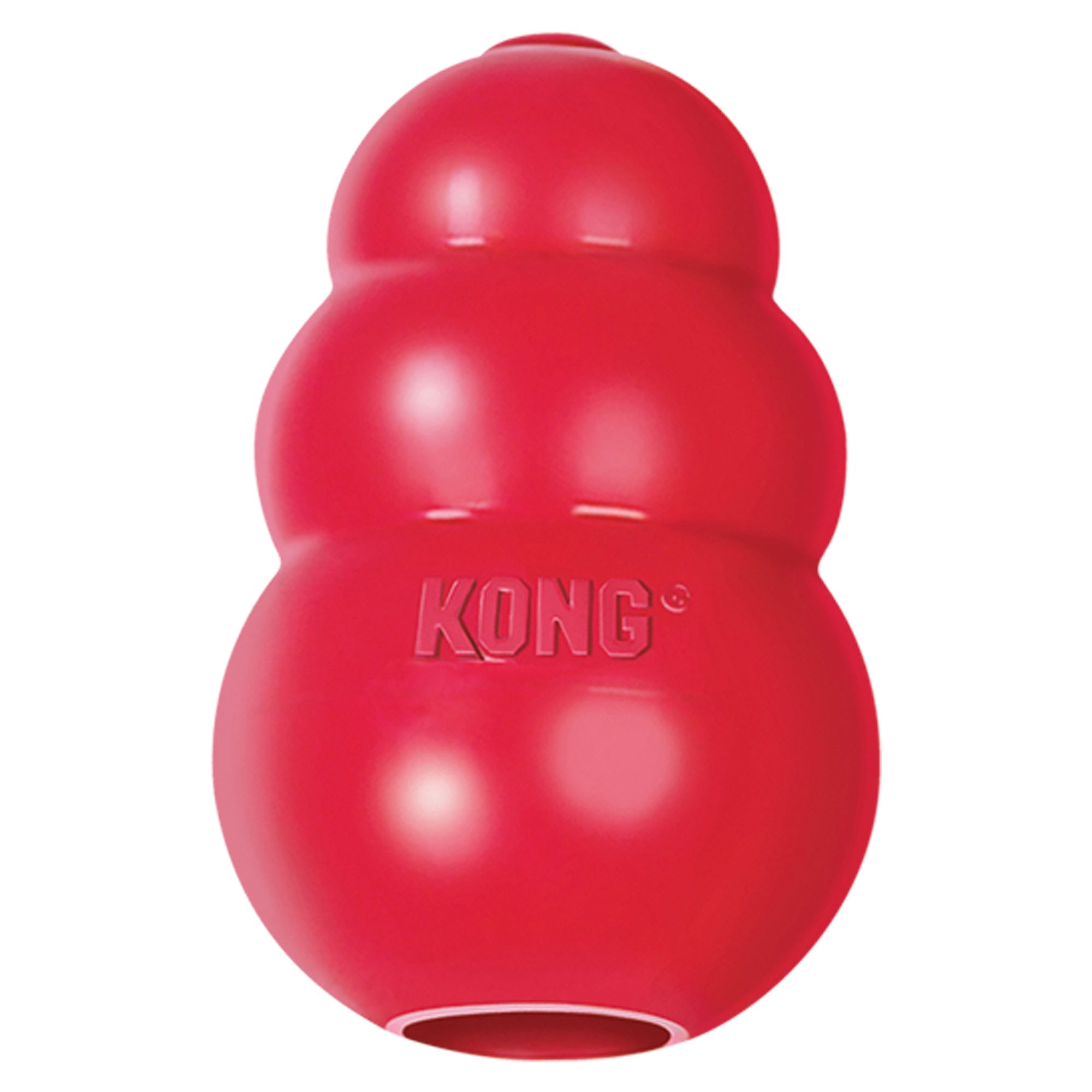 Kong Classic Dog Toy - Treat Dispensing size: Medium, Red 1811626