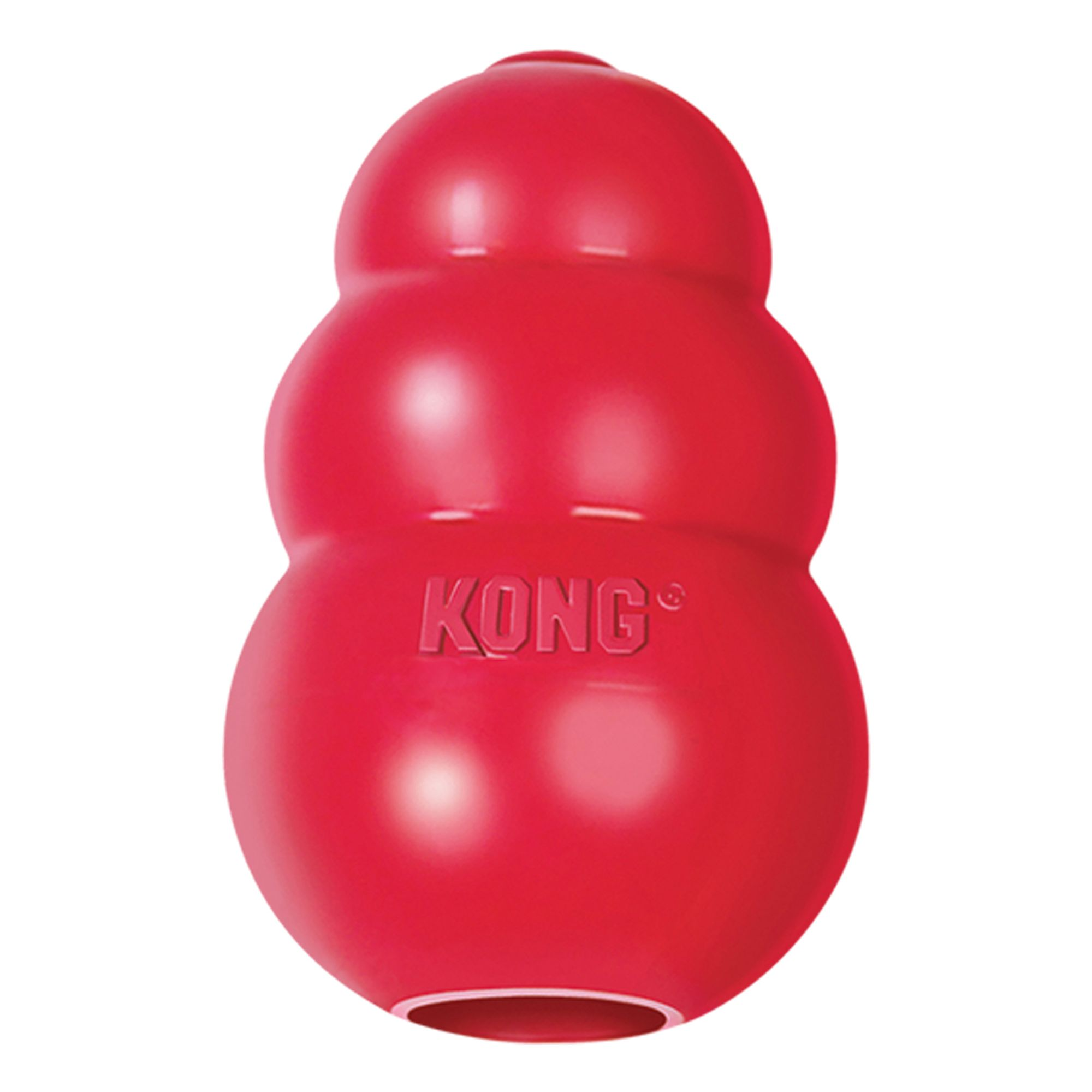 Kong Classic Dog Toy - Treat Dispensing size: Small, Red 1811628