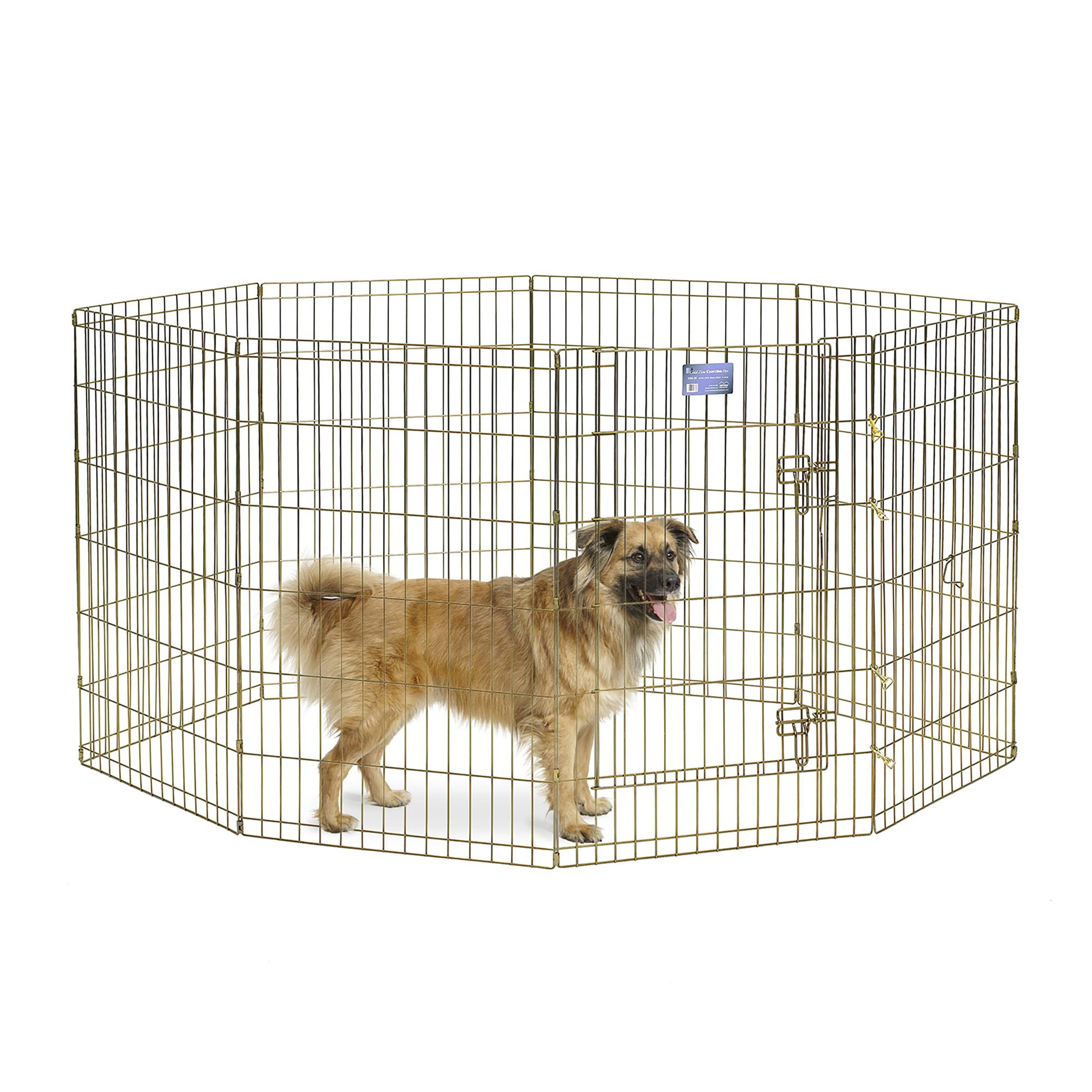 Midwest 8 Panel Exercise Pen Size 24w X 36h