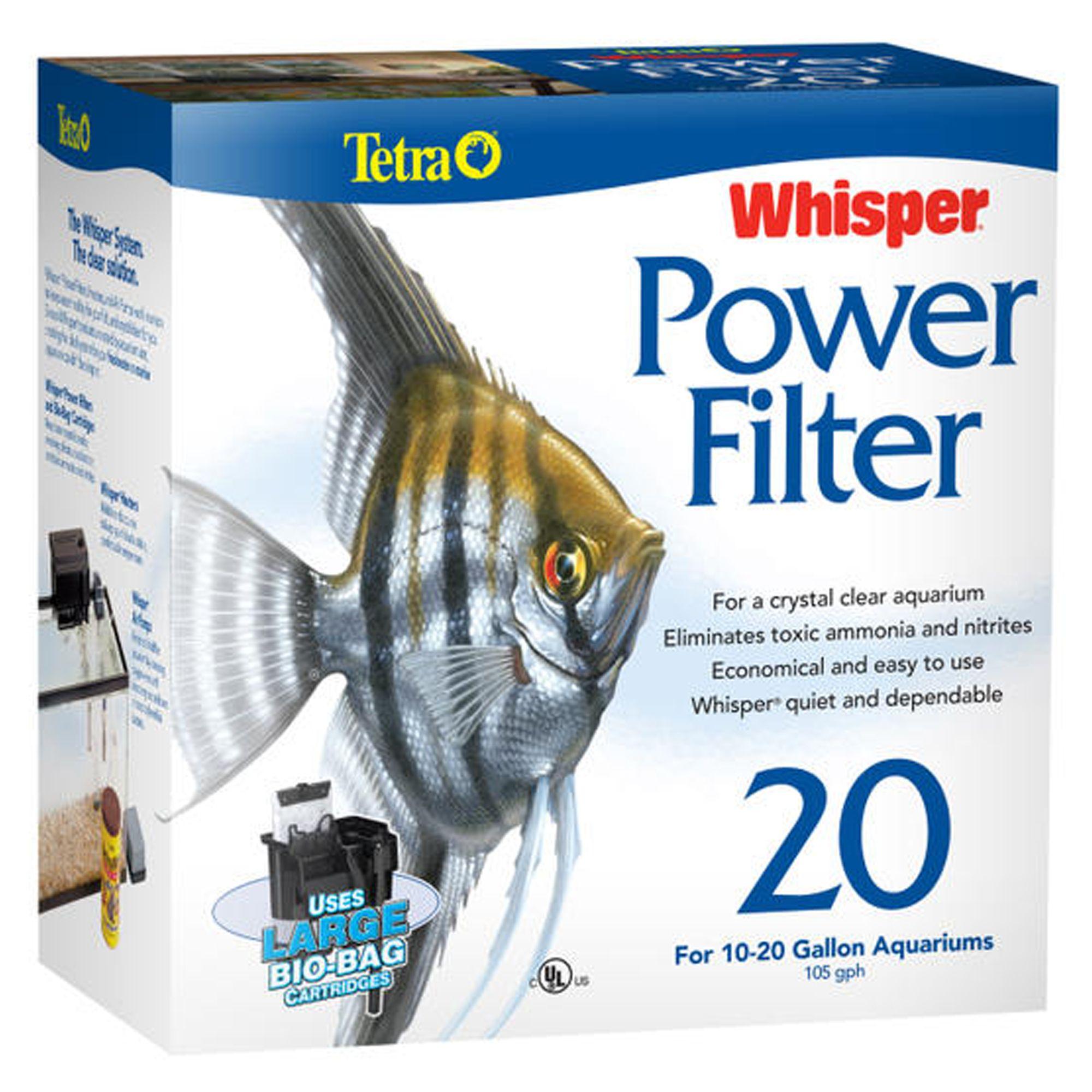 Tetra® Whisper Power Filter size: 20 Gal 1831624