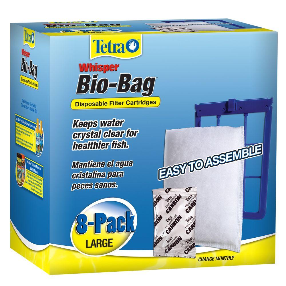 Tetra Whisper Bio-Bag...