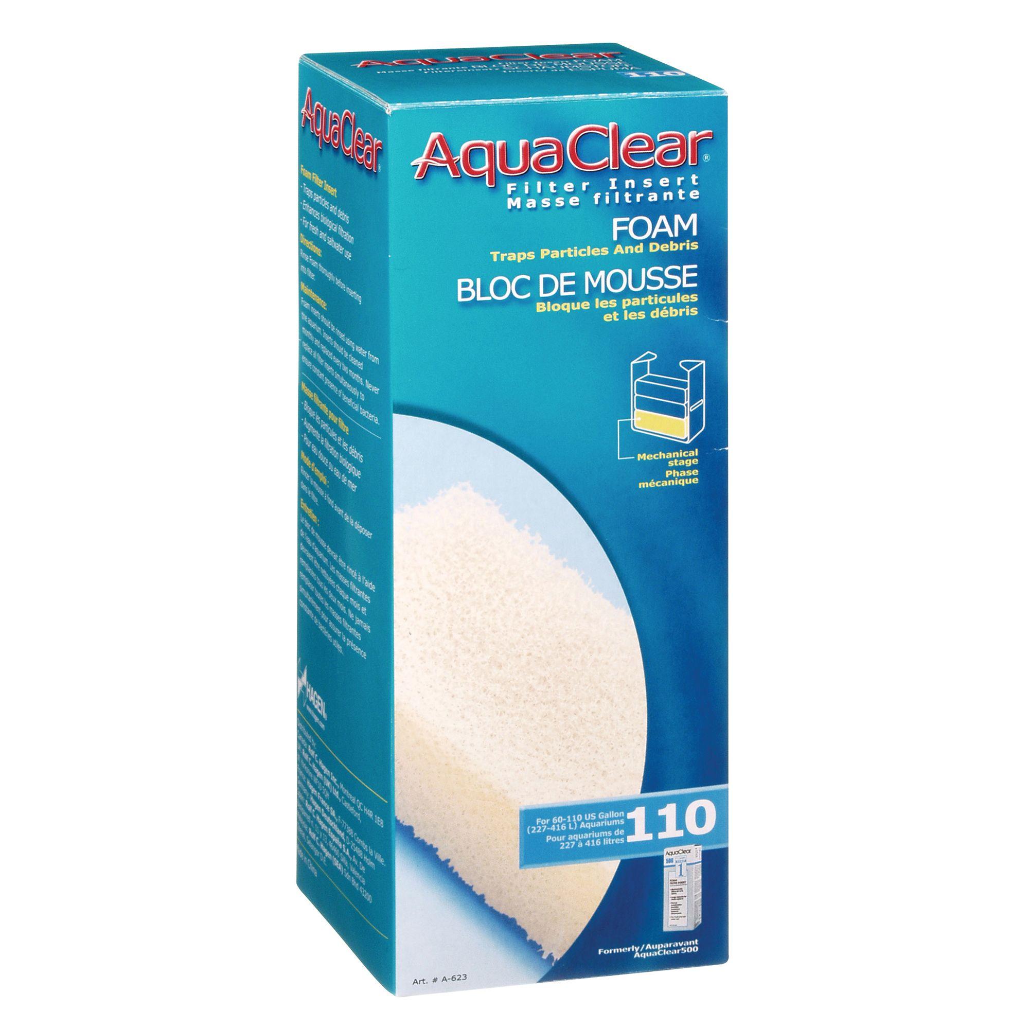 Aqua Clear Foam Filter Insert 1832675