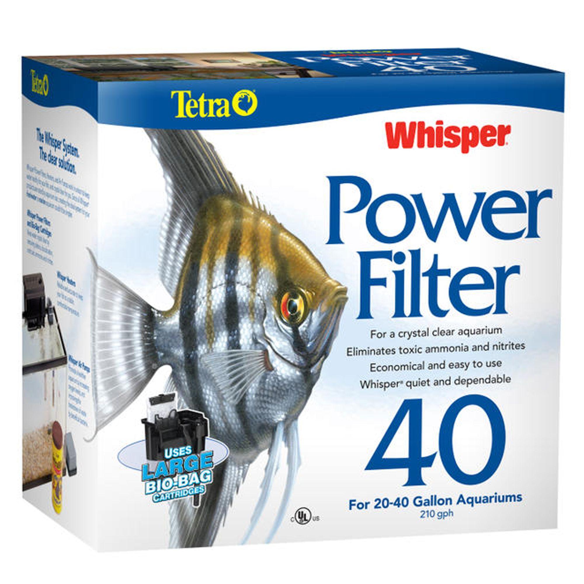 Tetra® Whisper Power Filter size: 40 Gal 1833535