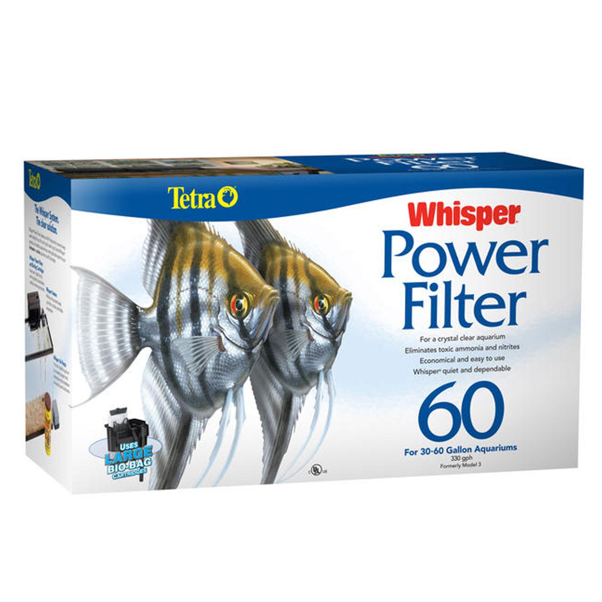 Tetra® Whisper Power Filter size: 60 Gal 1833536