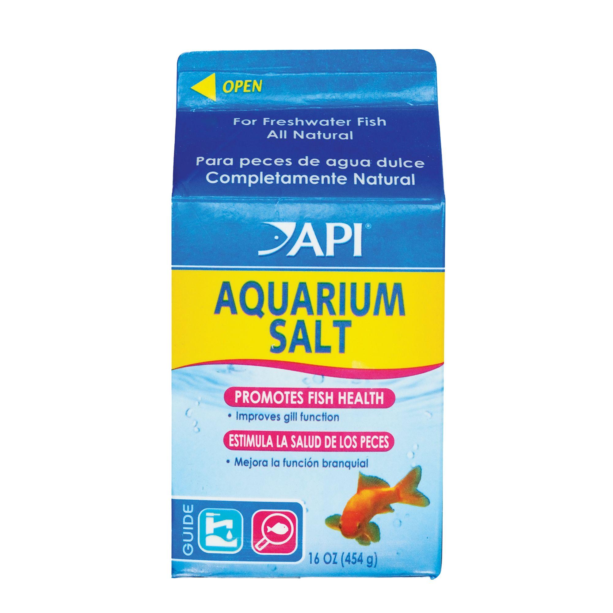 Api Aquarium Salt Size 16 Oz