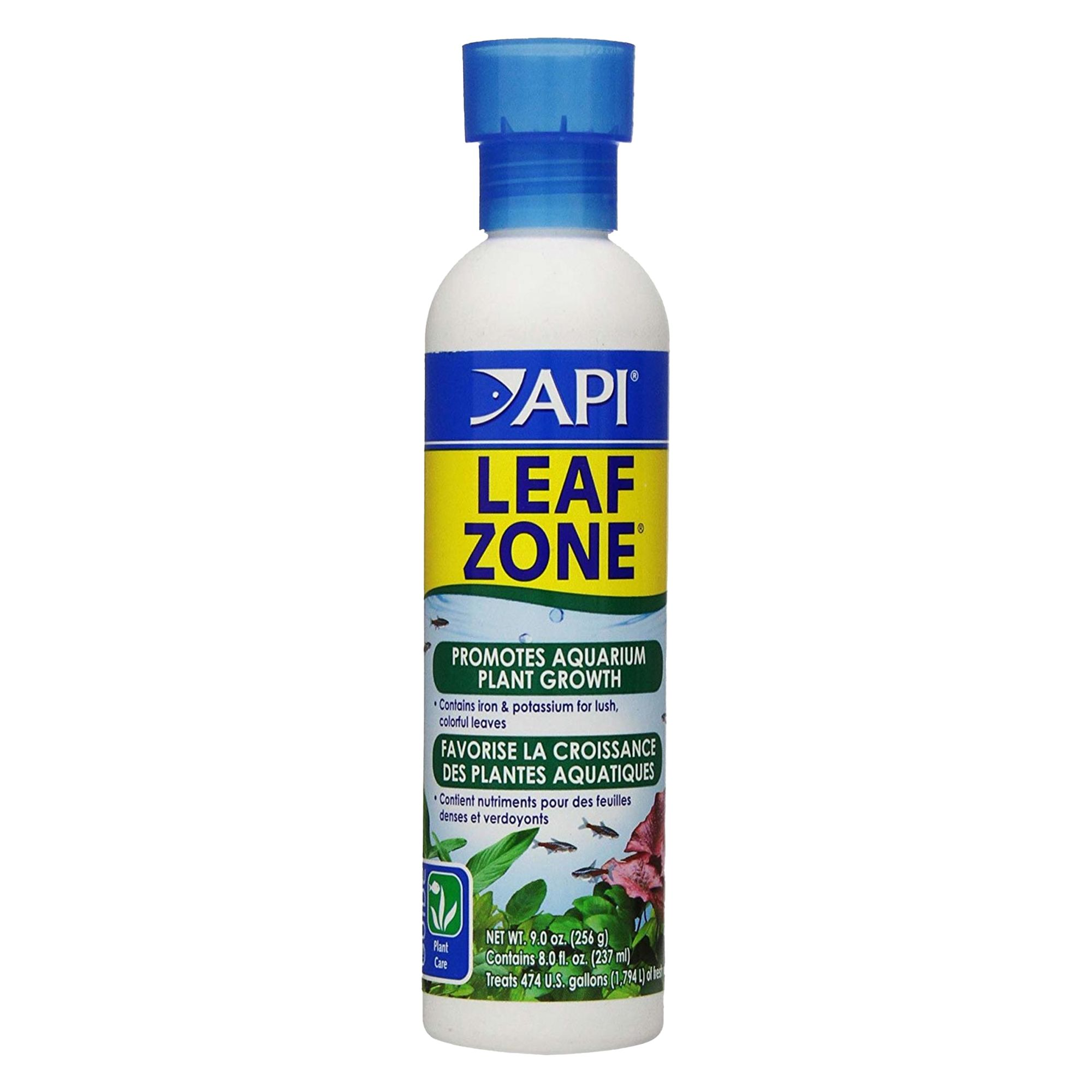 Apireg Leaf Zone Aquarium Plant Fertilizer Size 8 Oz