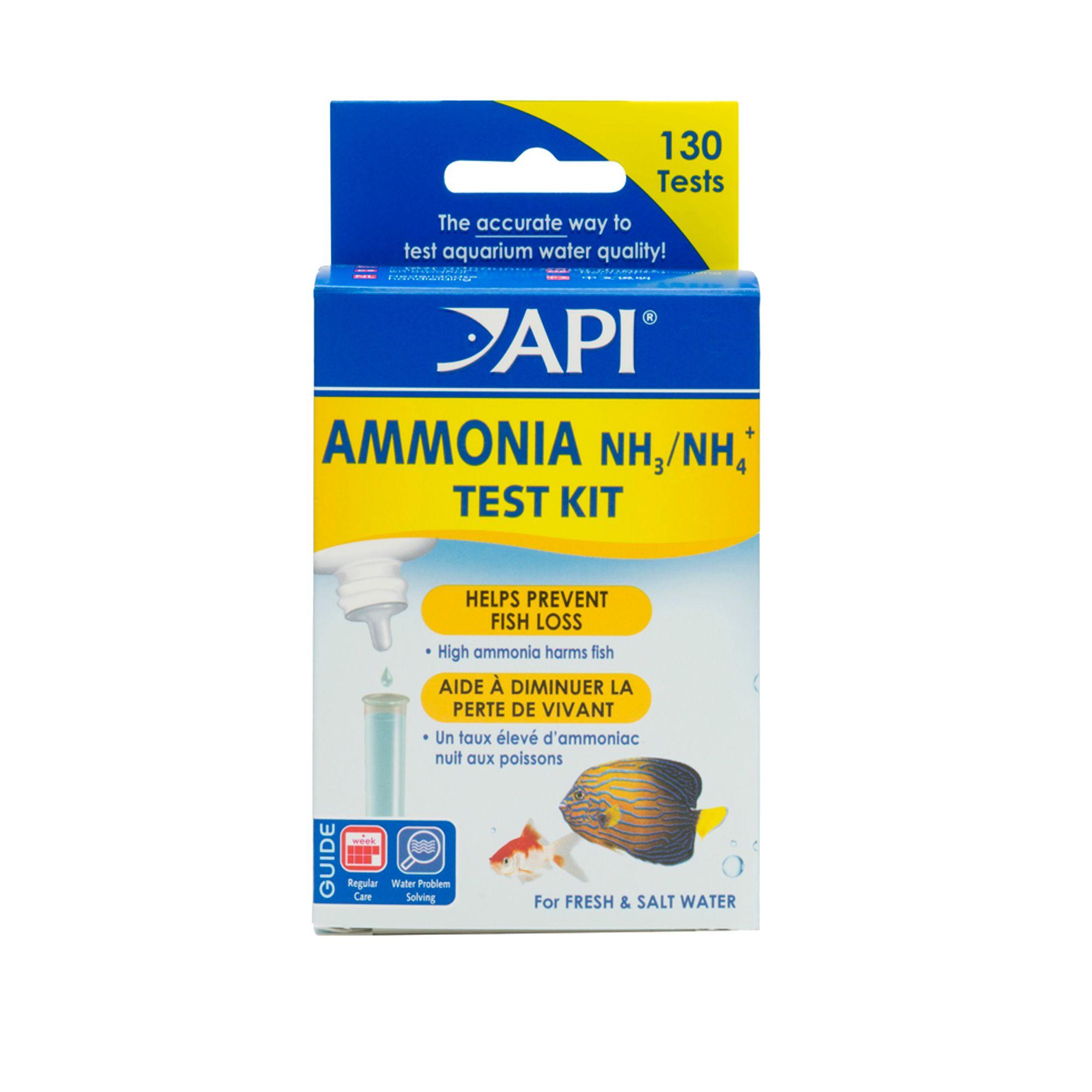 Api Aquarium Ammonia Test Kit