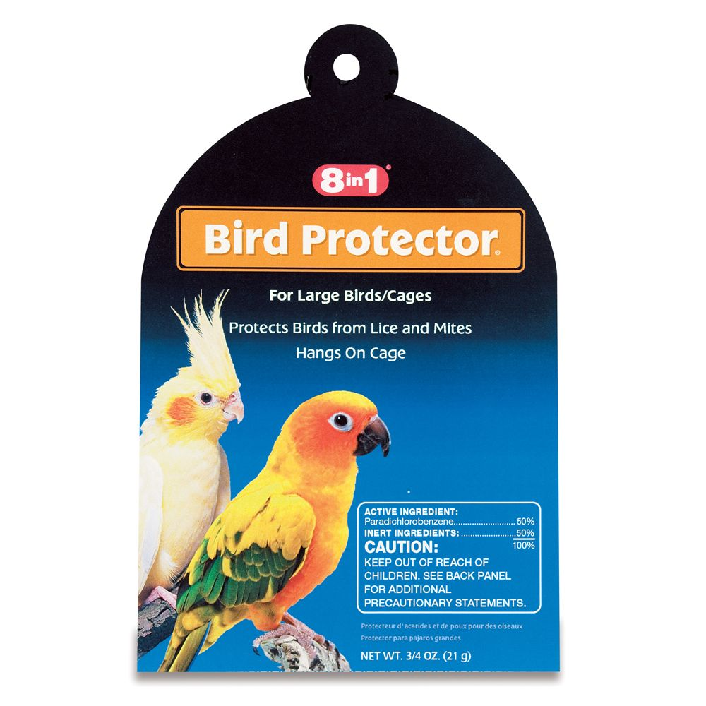 8 In 1 Lice And Mite Bird Protector