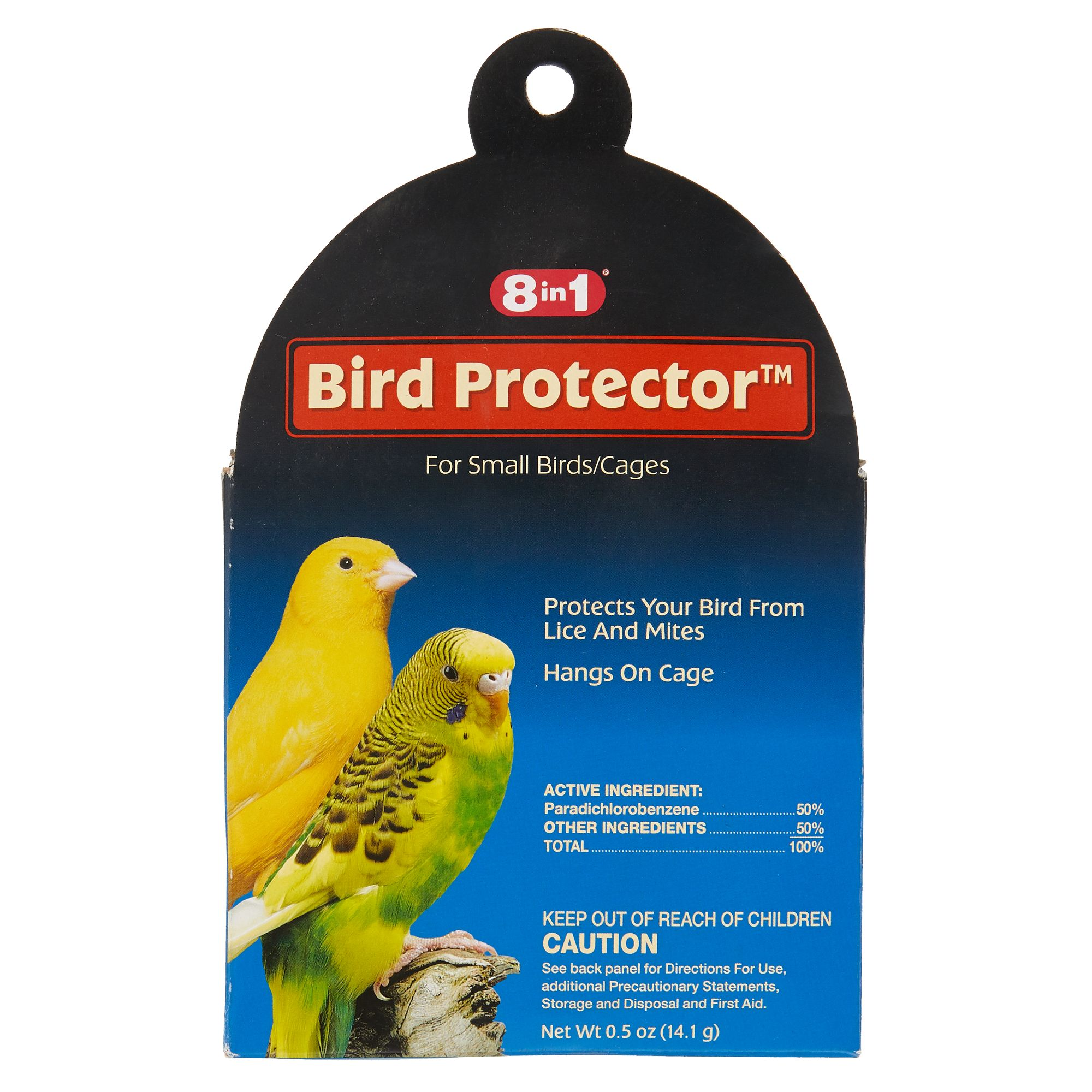 8 In 1 Lice And Mite Bird Protector Size Small