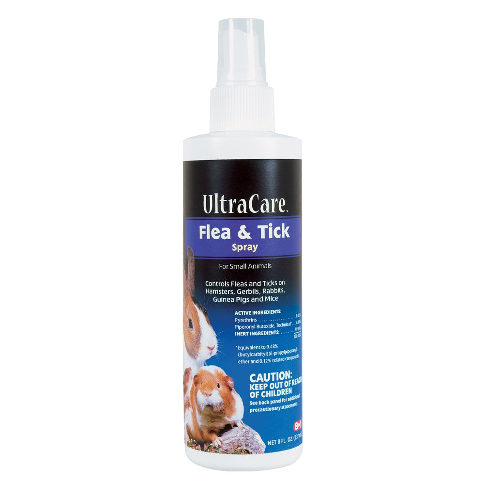 8 In 1 Small Animal Flea And Tick Spray