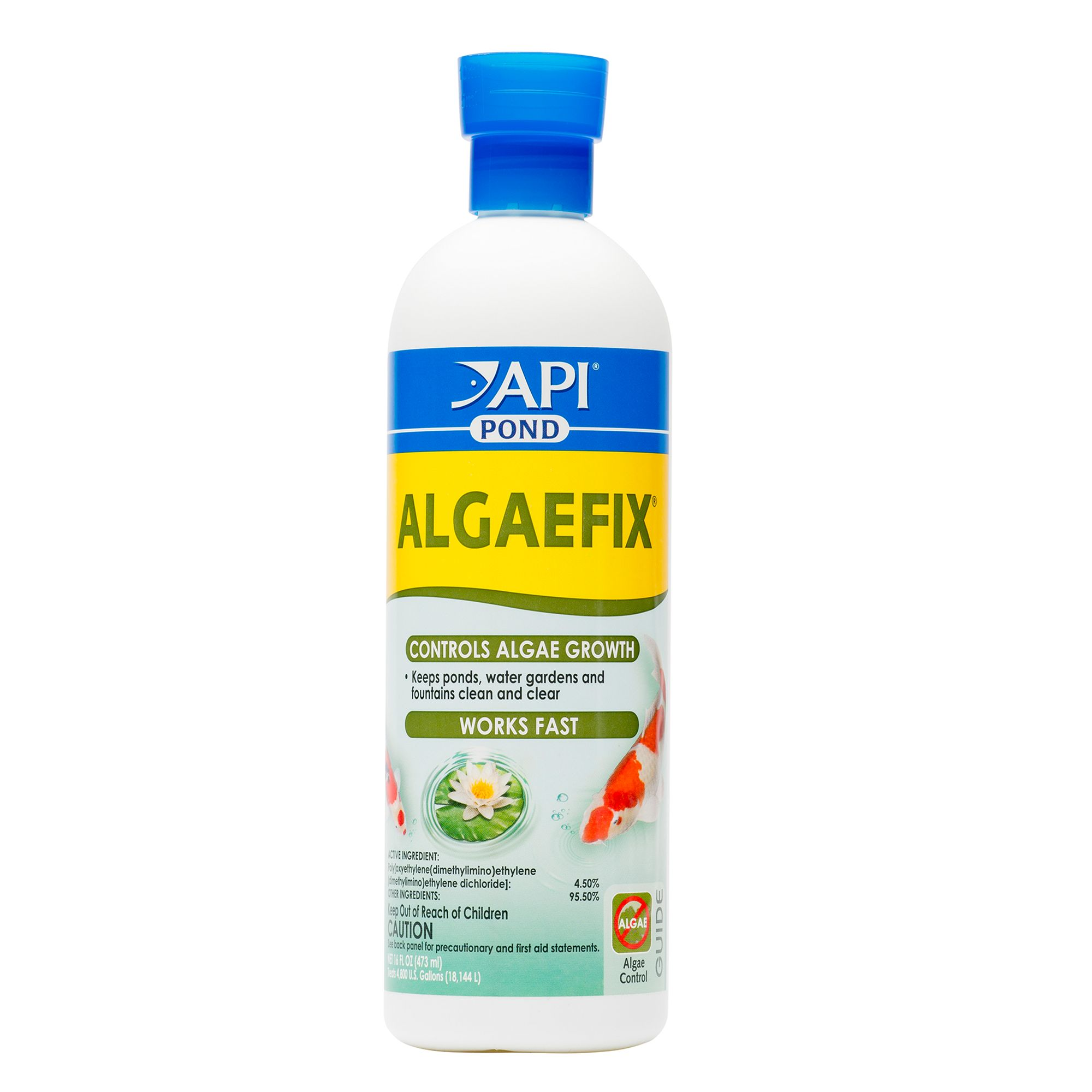 Api PondCare Algaefix Pond Water Conditioner size: 16 Fl Oz