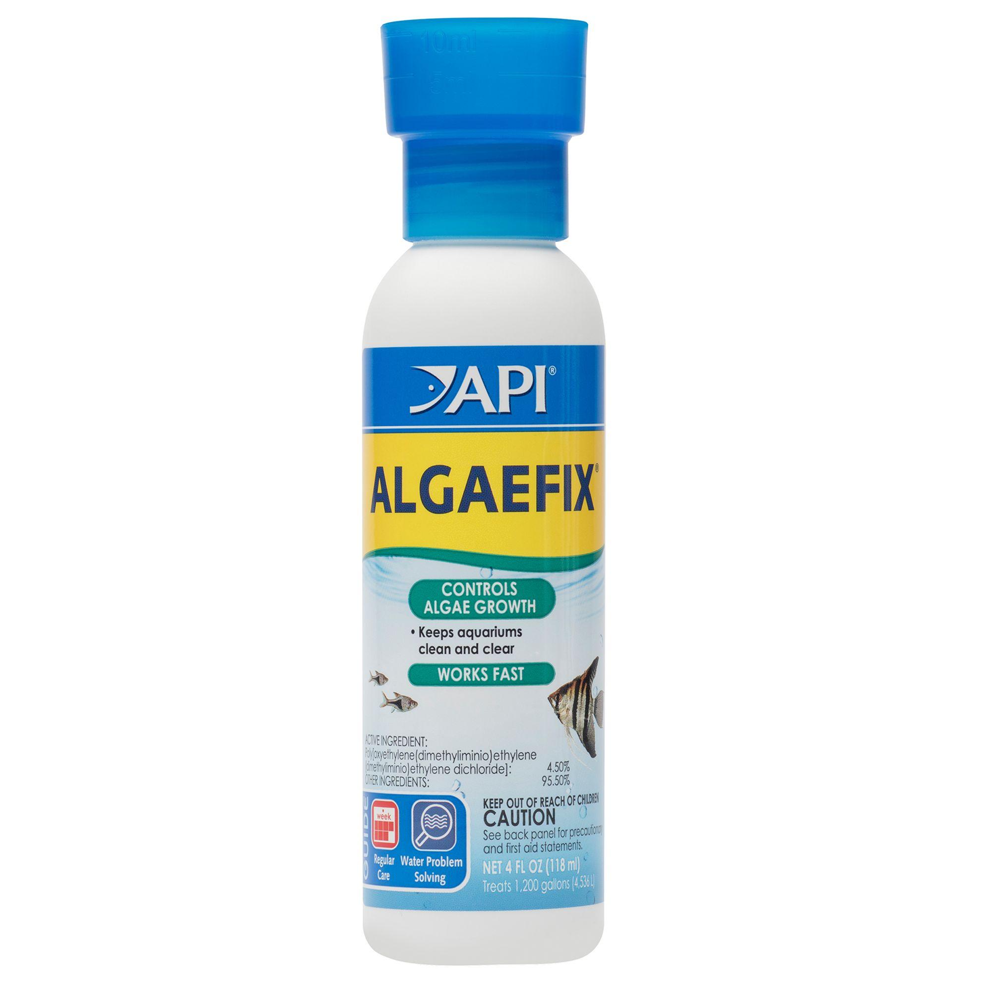 Api Algaefix Aquarium Algae Control Size 4 Fl Oz