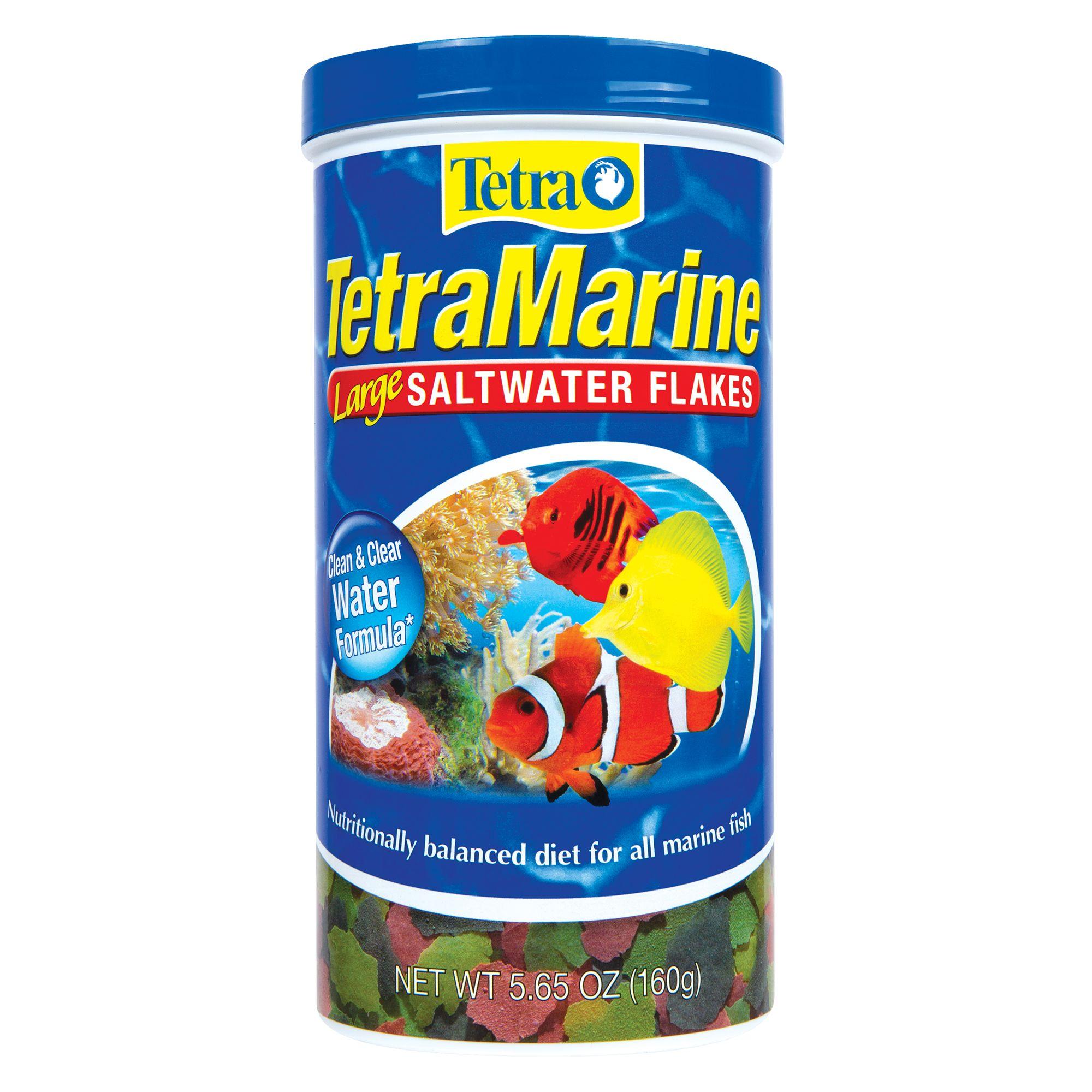 Tetra® Marine Saltwater Flakes Fish Food 5037015