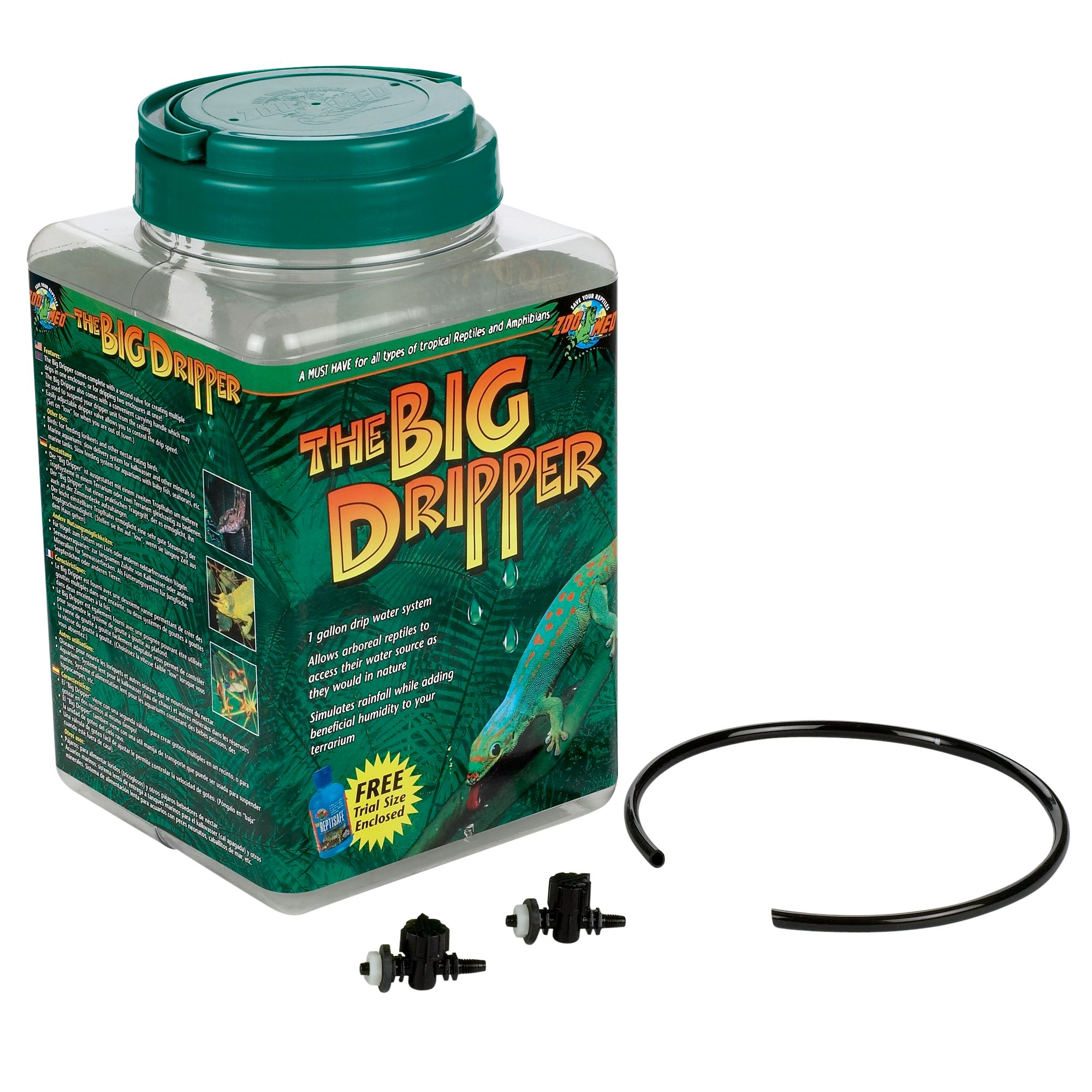 Zoo Med The Big Dripper Reptile Drip System