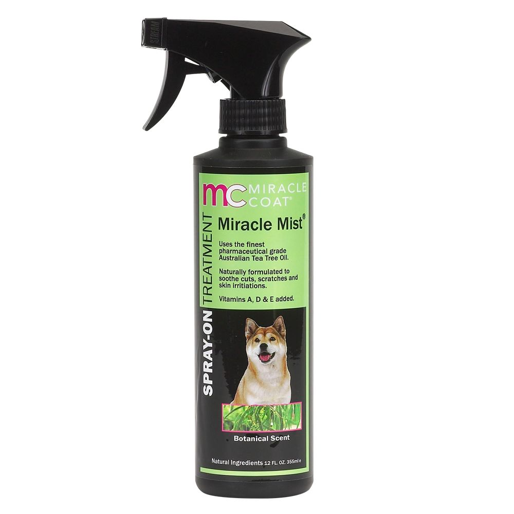 Miracle Coat Miracle Mist Dog Skin Treatment