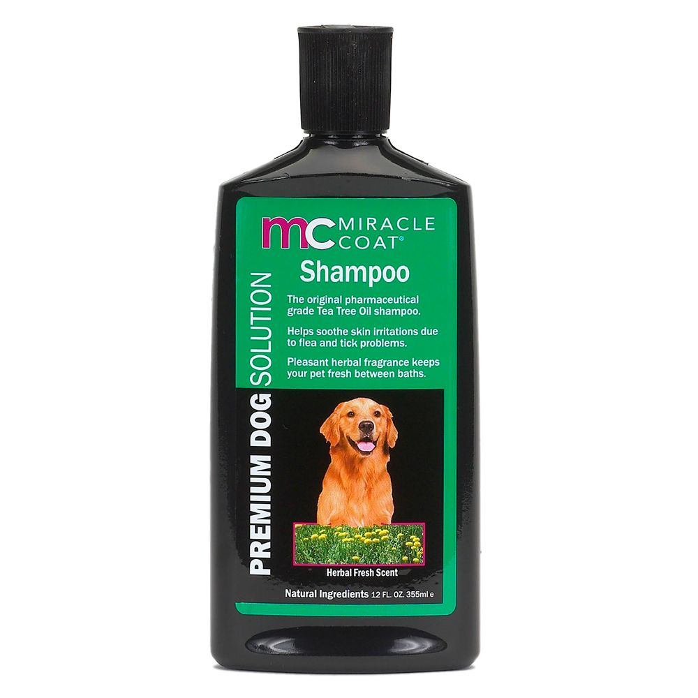 Miracle Coat Premium Pet Shampoo Size 12 Fl Oz
