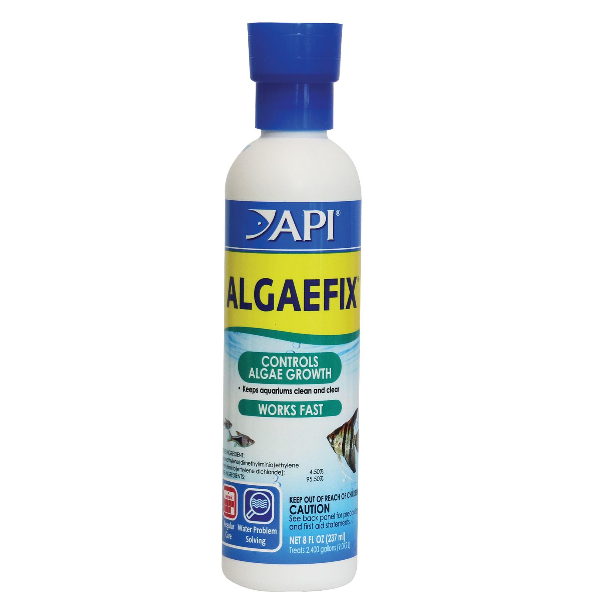 Api Algaefix Aquarium Algae Control Size 8 Fl Oz