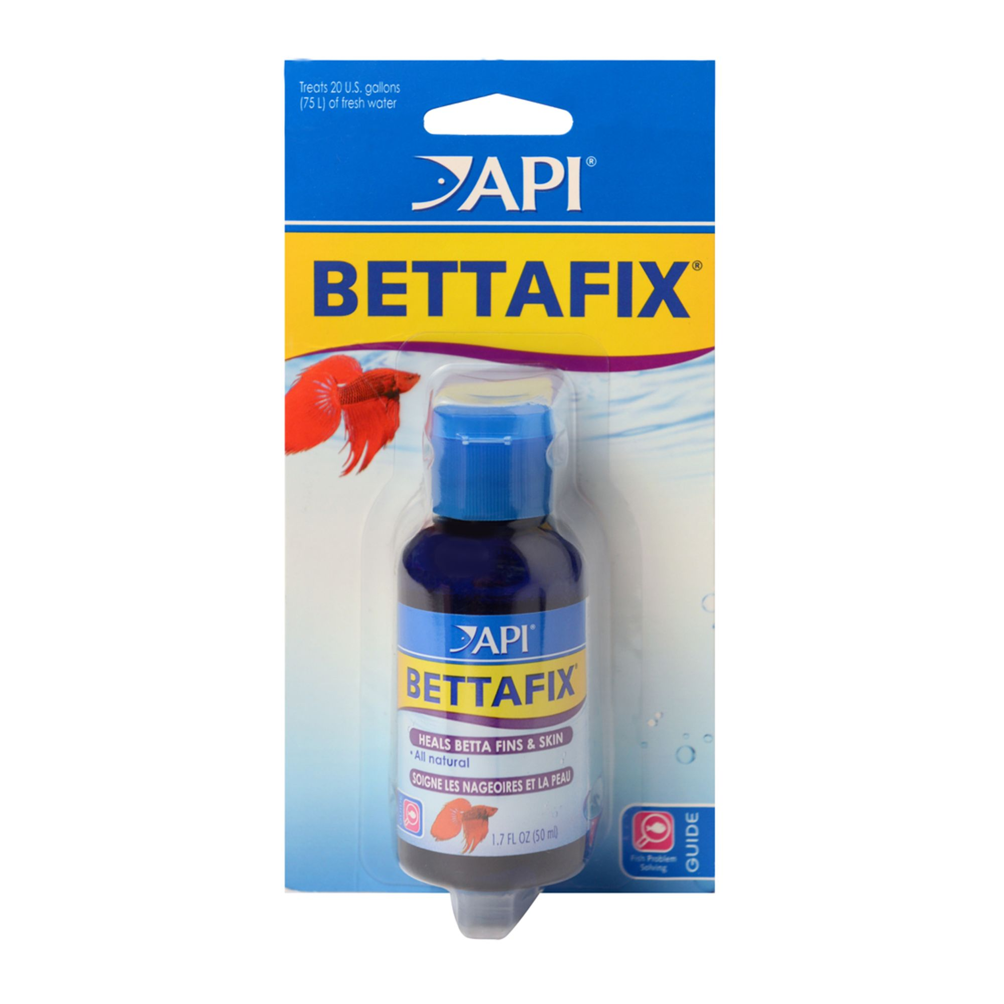 Betta fish usa for Fish bacterial infection
