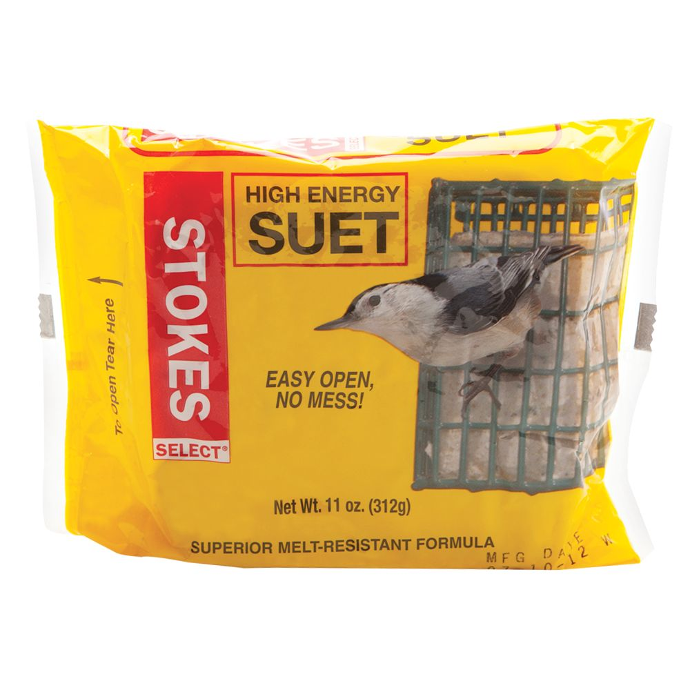 Stokes Select High Energy Suet Size 1 Count