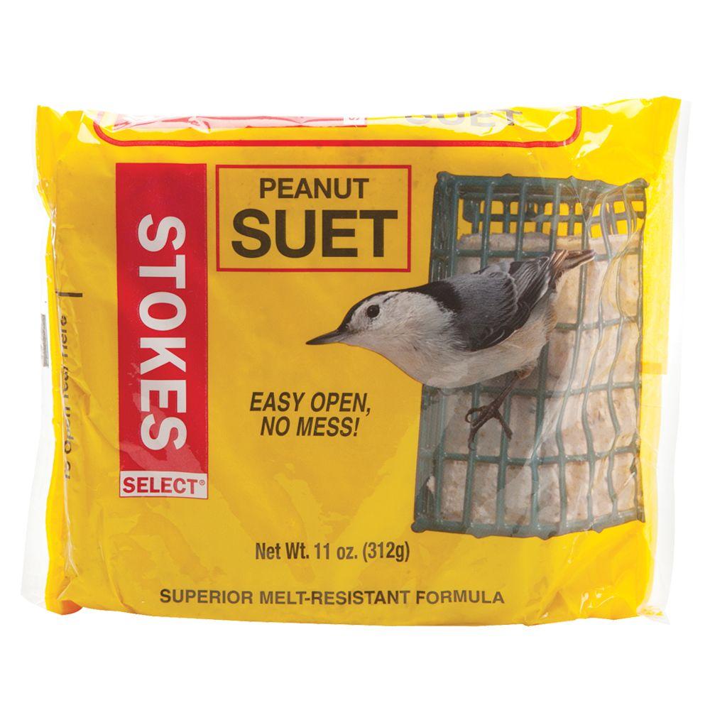 Stokes Select Peanut Blend Suet Size 11 Oz