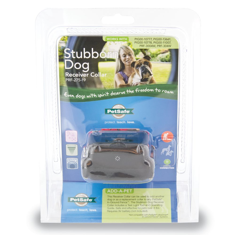 Petsafe Stubborn Dog Receiver Collar