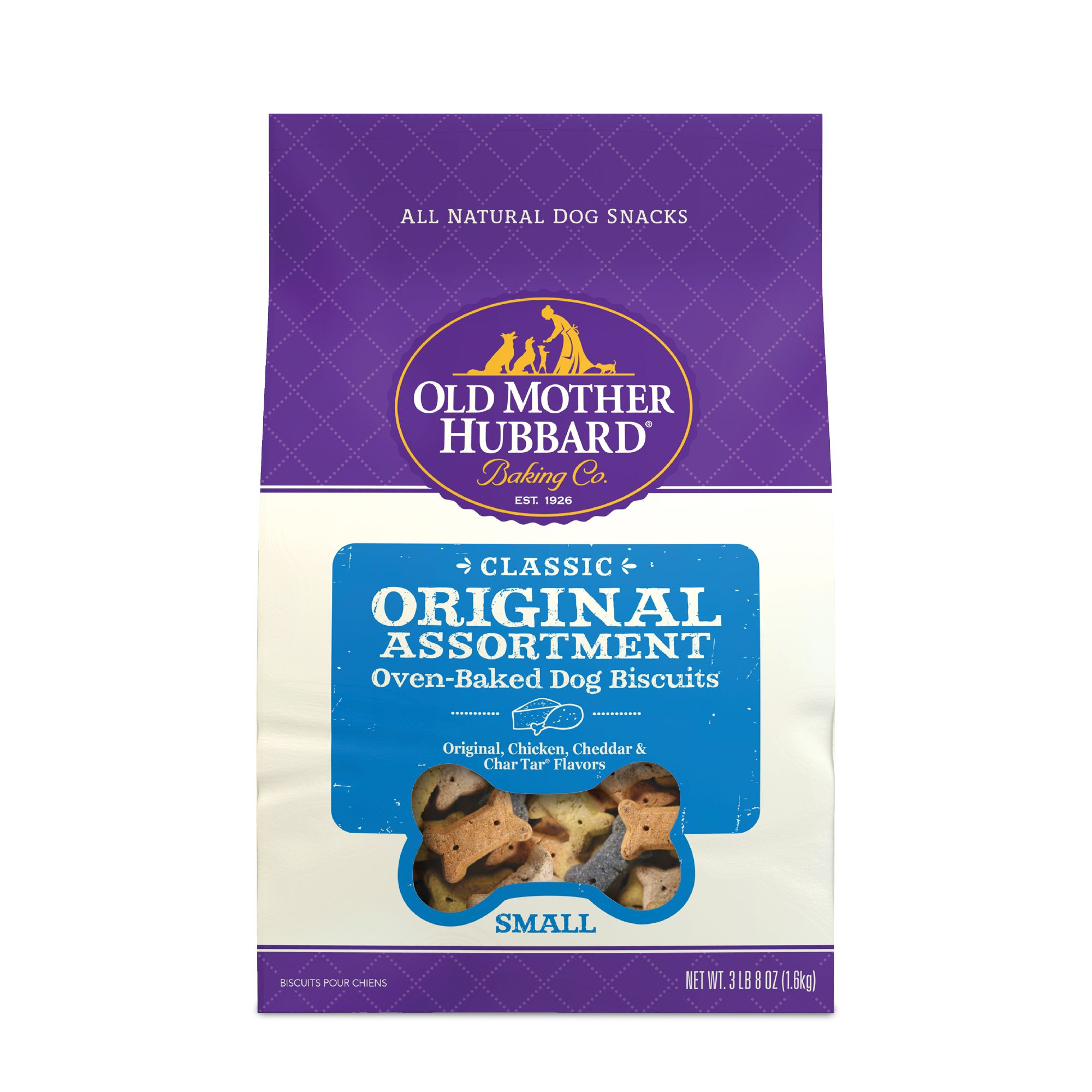 Old Mother Hubbard Assorted Small Dog Biscuits