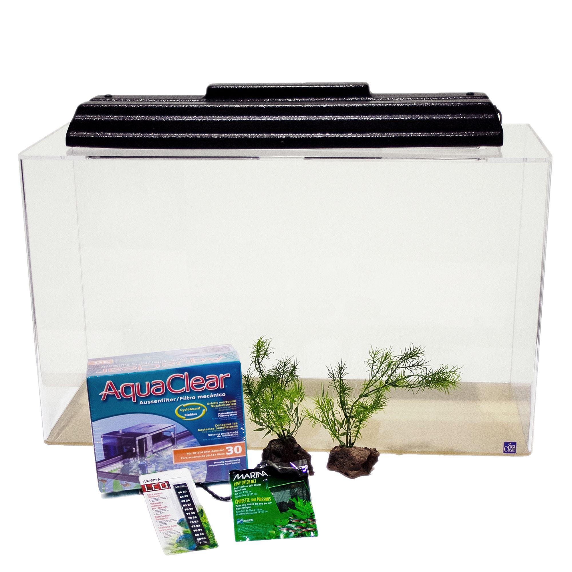 Fish aquarium tank usa for 29 gallon fish tank dimensions