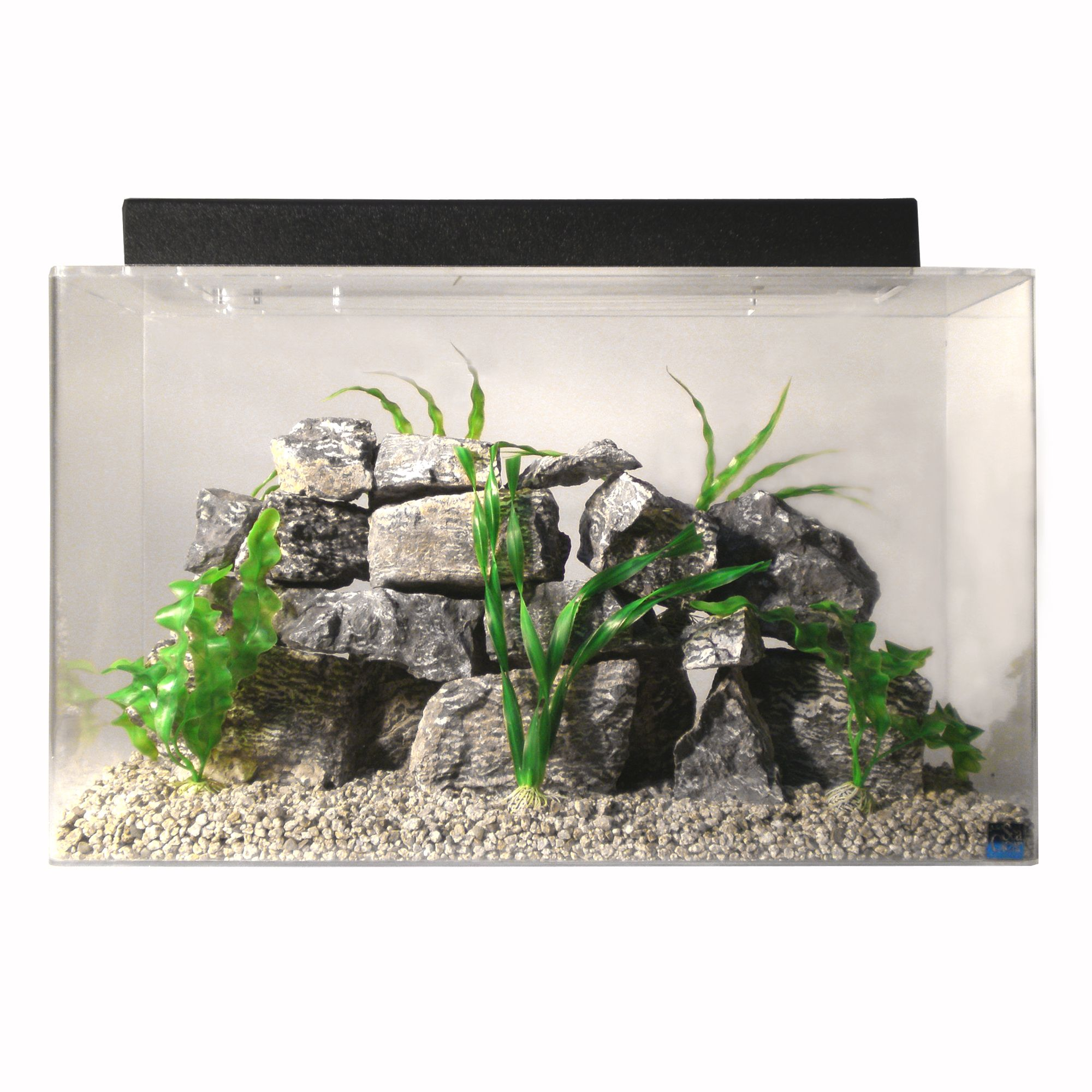 Seaclear 29 Gallon Show Tank Size 29 Gal Clear North American Pet Products